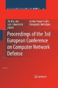 Proceedings of the 3rd European Conference on Computer Network D