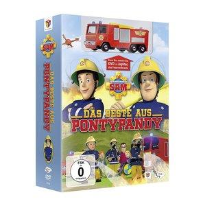 Feuerwehrmann Sam - Das Beste aus Pontypandy + JUPITER Auto (Lim