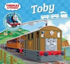 Engine Adventures: Toby