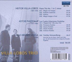 Klaviertrio 1/Cuatro Estaciones...