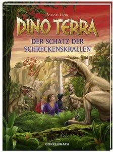 Dino Terra 04. Der Schatz der Schreckenskrallen