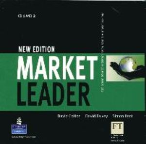Market Leader Pre-intermediate New Edition. 2 Class CDs