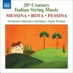 Italienische Streichermusik