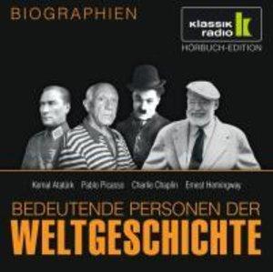 Atatürk/Picasso/Chaplin/Hemingway