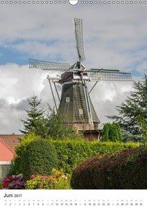 Rysum, ein Dorf in Ostfriesland (Wandkalender 2017 DIN A3 hoch)