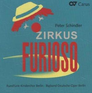 Zirkus Furioso-Musical-Hörspiel für Kinder