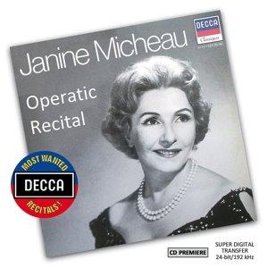Janine Micheau: Operatic Recital (DMWR)