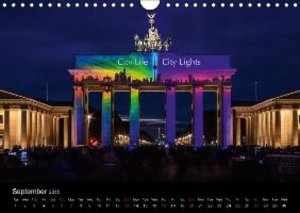 Colours of Berlin (Wall Calendar 2015 DIN A4 Landscape)