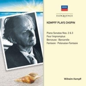 Kempff plays Chopin