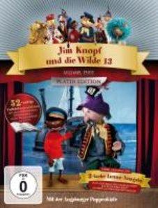 Augsburger Puppenkiste - Jim Knopf und die Wilde 13 - Platin-Edi
