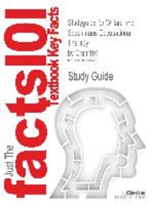 Studyguide for Willard and Spackmans Occupational Therapy by Cra