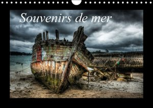 Souvenirs de mer (Calendrier mural 2015 DIN A4 horizontal)