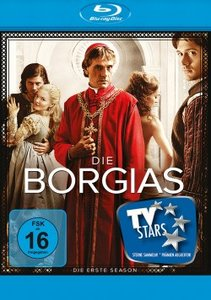 Die Borgias - Season 1