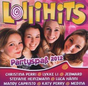 Various: Lollihits-Partyspaá 2012