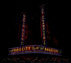 Live at Radio City Music Hall (CD+BRD)