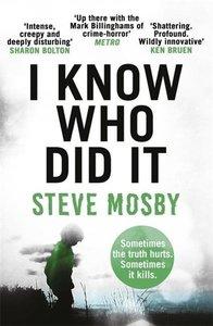 New Steve Mosby