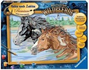 Ravensburger 288175 - Anmutige Wildpferde