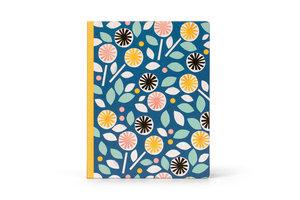 Notizbuch floral