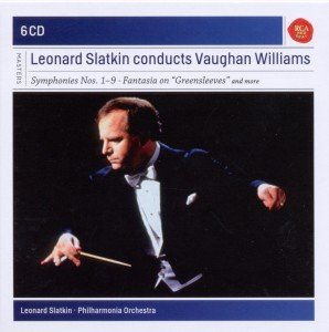 Leonard Slatkin Conducts Vaughan Williams