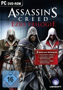 Assassinss Creed - Ezio Trilogie