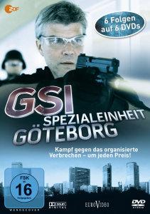 GSI-Spezialeinheit Göteborg-Box (DVD)
