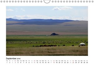 M. Laube, L: Mongolia - Landscapes and Buddhist monasteries