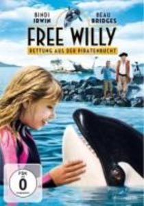 Free Willy 4 - Rettung aus der Piratenbucht