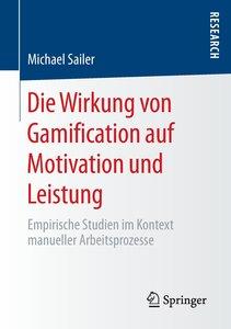 Die Wirkung von Gamification auf Motivation und Leistung