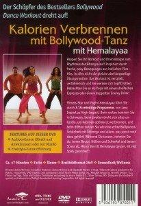 Kalorien Verbrennen Mit Bollywood Tanz