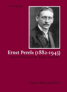 Ernst Perels (1882-1945)