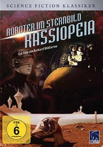 Roboter im Sternbild Kassiopeia