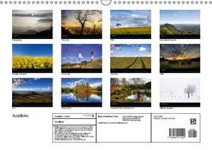Ausblicke (Wandkalender 2016 DIN A3 quer)