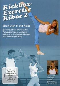 Kickbox-Exercise Kiboe 2