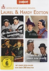 Laurel & Hardy Edition