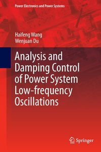 Analysis and Damping Control of Power System Low-frequency Oscil