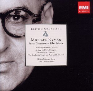 MICHAEL NYMAN/PETER GREENAWAY FILM MUSIC