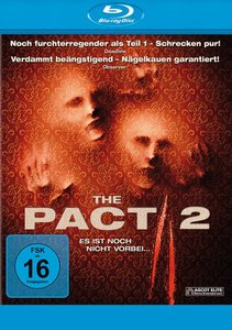 The Pact 2-Blu-ray Disc