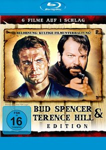 Bud Spencer & Terence Hill Blu-ray Edition - Volume 1