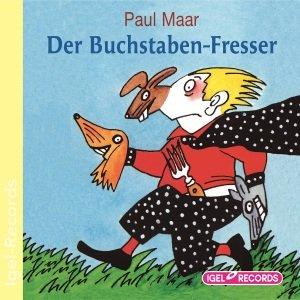 Der Buchstaben-Fresser. CD