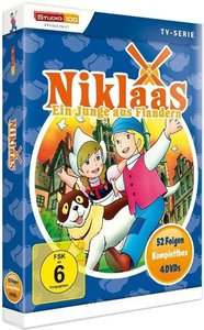 Niklaas, ein Junge aus Flandern (Komplettbox)