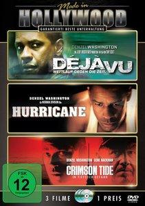 Déjà Vu - Wettlauf gegen die Zeit & Hurricane & Crimson Tide - I