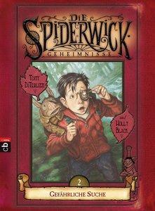Die Spiderwick Geheimnisse 02. Gefährliche Suche