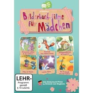 Bilderbuch-Filme für Mädchen