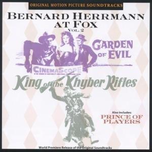 Bernard Herrmann At Fox Vol.2