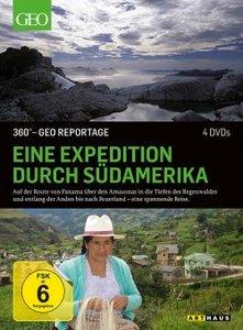 Eine Expedition durch Südamerika. 360° - GEO Reportage