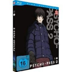 Psycho Pass - 2. Staffel - Box 2 (Blu-ray)