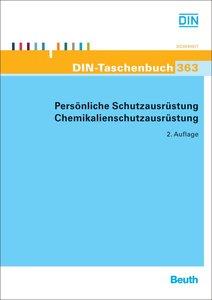 Persönliche Schutzausrüstung - Chemikalienschutzausrüstung