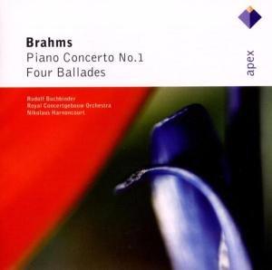 Klavierkonzert 1/Vier Balladen
