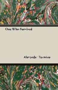 One Who Survived