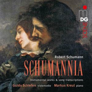 Schumania-Werke für Violoncello und Klavier